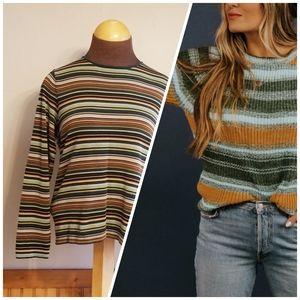 90's Knit Top